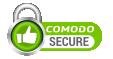 Web Cifrada, Certificado emitido por  Comodo Secure