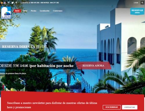 Hotel el Puntazo ****