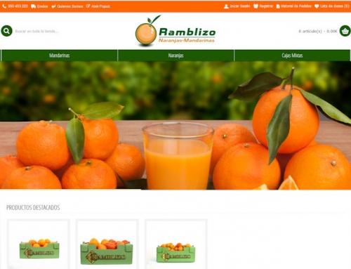 Naranjas Ramblizo