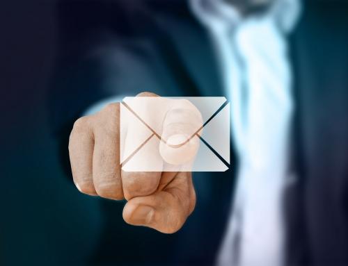 Usando el email con La Ley de Protección de Datos